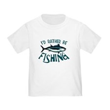 Rather Be Fishing T