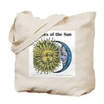 Old Eclipse #1, Tote Bag
