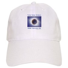 1998 Total Solar Eclipse Baseball Cap