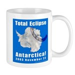 2003 Total Solar Eclipse Mug