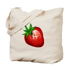 Cute Strawberry Tote Bag