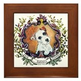 Know Jack - Russell Terrier Framed Tile