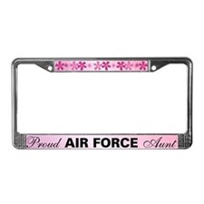 Proud Air Force Aunt (4 Robin K) LP Frame