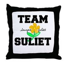 Cute Juliet Throw Pillow
