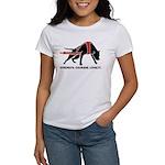 Pit Bull Weight Pull Women's T-Shirt