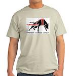 Pit Bull Weight Pull Light T-Shirt