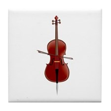 """Cello"" Tile Coaster"