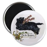 "Scottish Terrier Season 2.25"" Magnet (10 pack)"