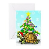 Turtle Christmas Cards (Pk of 10)