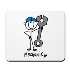 Basic Mechanic Mousepad