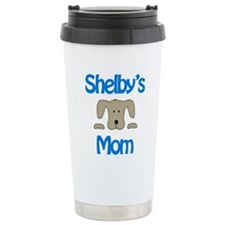 Shelby's Mom Ceramic Travel Mug