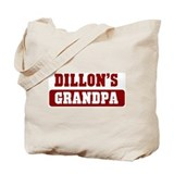 Dillons Grandpa Tote Bag