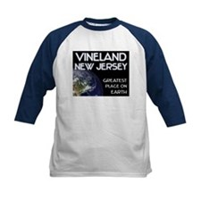 vineland new jersey - greatest place on earth Tee