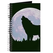 Wolf and Moon Journal