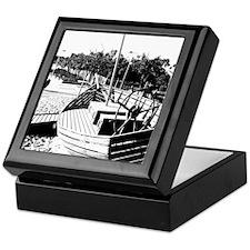 Boat Keepsake Box