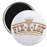 Sir Fix-A-Lot Magnet