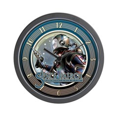 Space Patrol Wall Clock