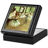 Dance Class Keepsake Box