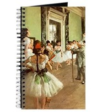 Dance Class Journal