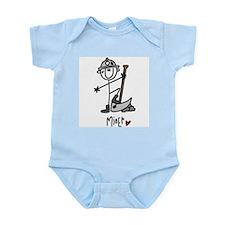Basic Miner Infant Bodysuit