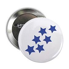 """blue star rain 2.25"""" Button (100 pack)"""