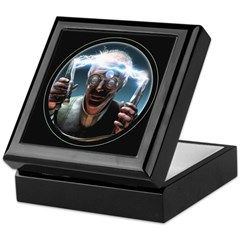 Weird Science Keepsake Box