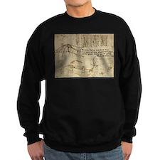 Cool Da vinci Sweatshirt