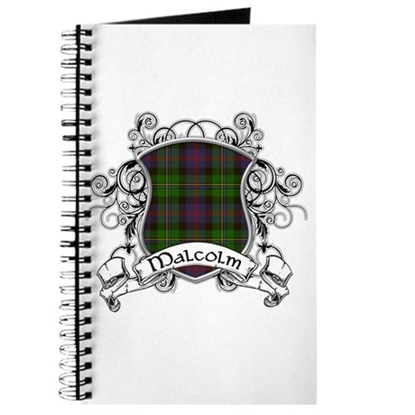 Malcolm Tartan Shield Journal