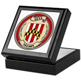 Seal - Nelson Keepsake Box