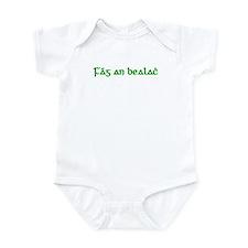Fág An Bealach Infant Bodysuit