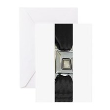 I Have My Seat Belt On Greeting Cards (Pk of 20)