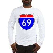 I-69 Long Sleeve T-Shirt