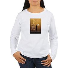 Tai Chi Sun/Energy Ball Women's Lng Sleeve T-Shirt