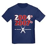 Manny Cheated Kids Dark T-Shirt