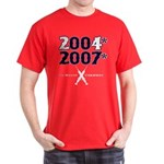 Manny Cheated Red T-Shirt