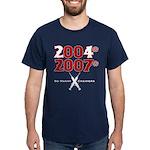 Manny Cheated Navy T-Shirt