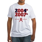 Manny Cheated Fitted T-Shirt