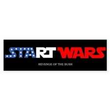 Start Wars Bumper Bumper Sticker