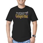 Grapevine Men's Fitted T-Shirt (dark)
