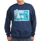 I'm Huge on Twitter. Jumper Sweater