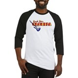 Rock Star Grandpa Baseball Jersey