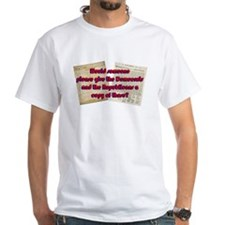 Funny Declaration independence Shirt