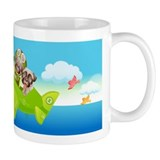Unique Cartoon Mug