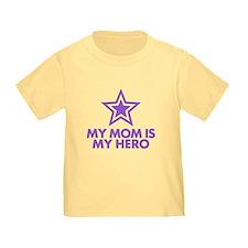 My Mom is My Hero T