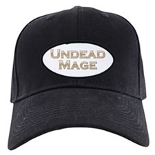 Undead Mage Baseball Hat