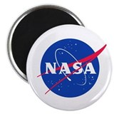 "NASA 2.25"" Magnet (10 pack)"