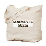 Genevieves Daddy Tote Bag