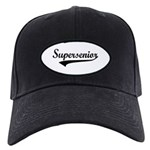 Supersenior Black Cap