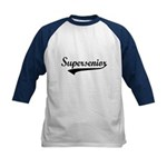 Supersenior Kids Baseball Jersey