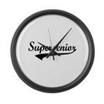 Supersenior Large Wall Clock